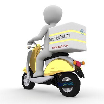 Transporte y tiempos de entrega en ecommerce con productos físicos