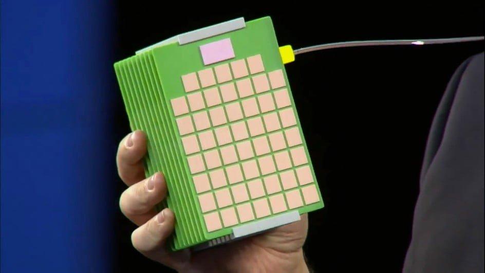 Súper Ordenador para el Internet de las Cosas (IoT)