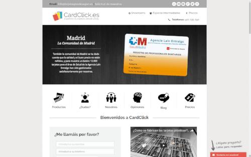 Tarjetasplasticaspvc.com